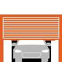 Porte de garage (collectif et tertiaire)