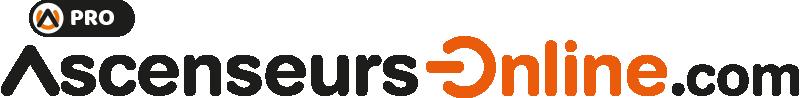 logo Ascenseurs Online pour les professionnels