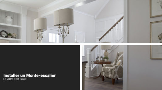 Installer un monte-escalier tournant ou droit en 2019